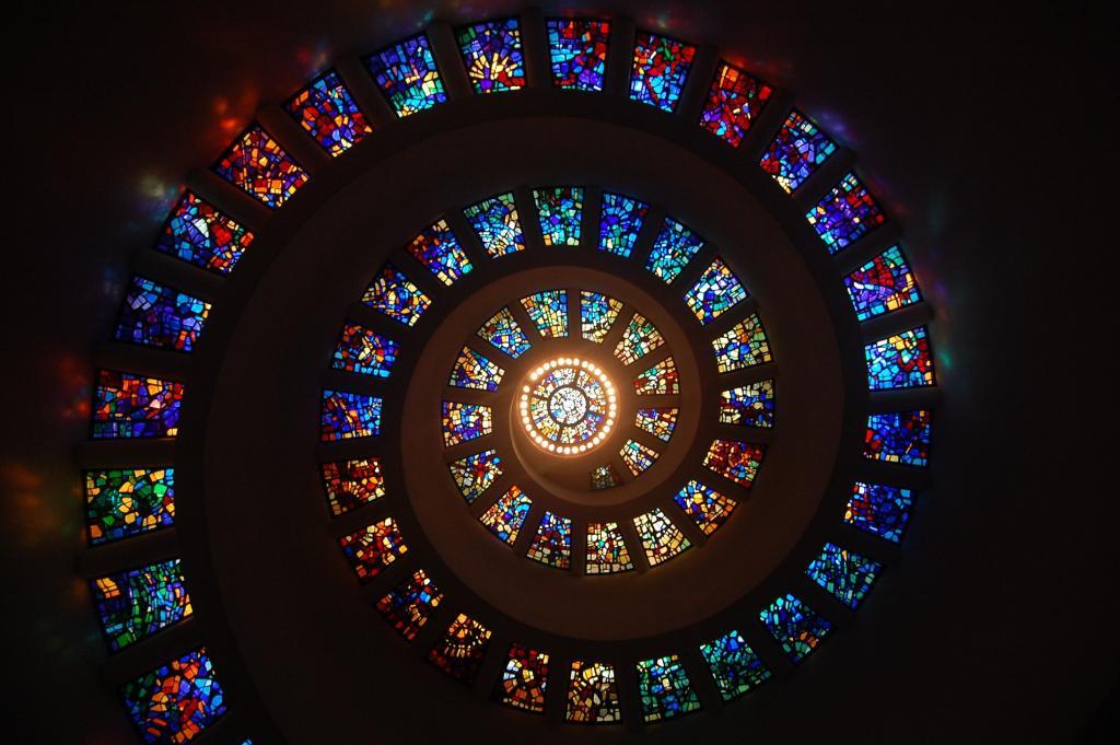 Kirchenfensterschnecke